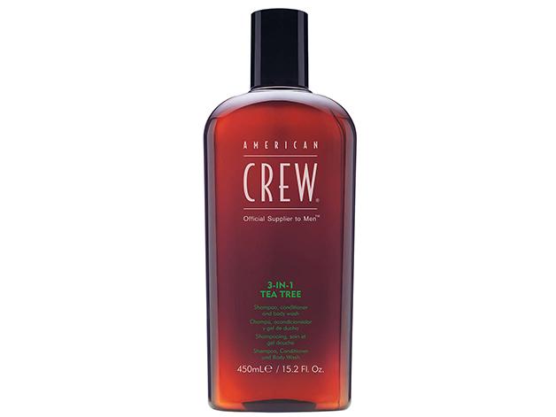 American crew 3 in 1 shampoo