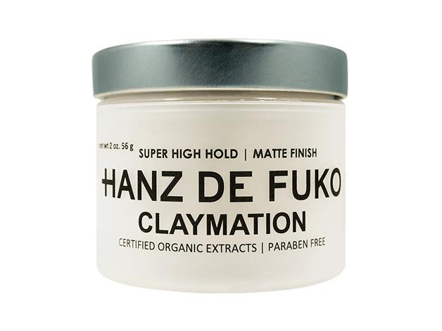 Hanz de fuko claymation hair clay