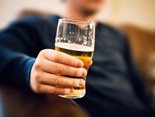 Image result for alcohol muscle gain
