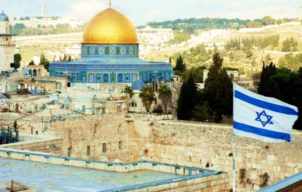 Dome-Israel-flag