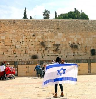 kotel western wall israel