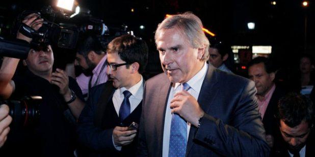 Caso Penta: Senador Moreira pedía