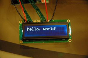Hooking up a Parallel LCD to Arduino|Midnight Cheese