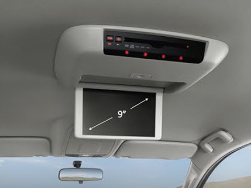 9 inch Roof Monitor