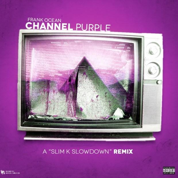 DJ Slim K - Channel Purple