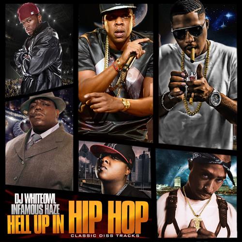 DJ WhiteOwl & DJ Haze - Hell Up In Hip Hop