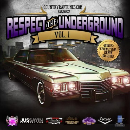 OG Ron C - Respect The Underground Vol. 1