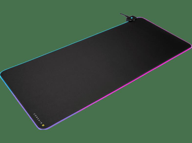 corsair mm700 rgb tapis de souris noir