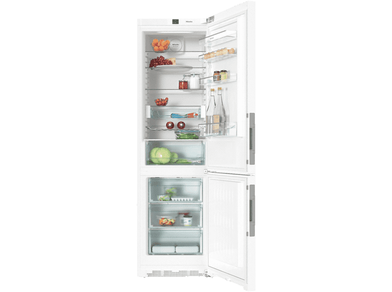 miele kfn 29233 d ws combine refrigerateur congelateur appareil sur pied