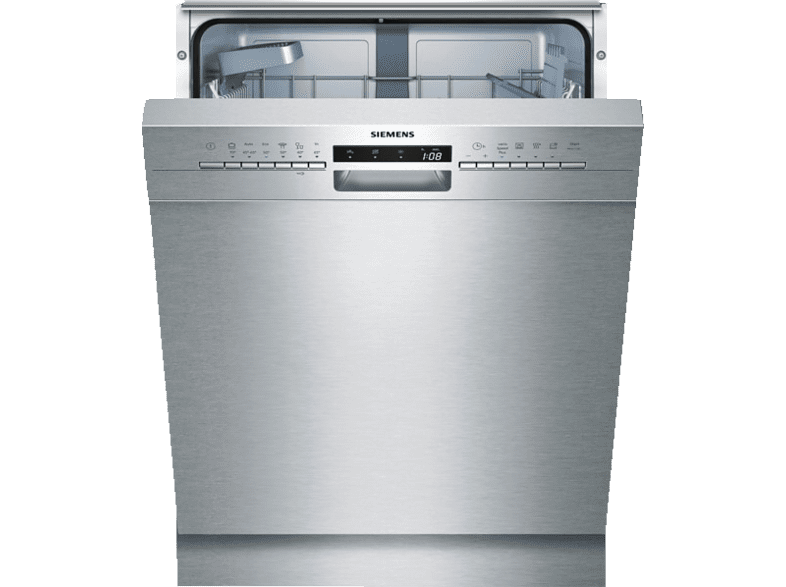 Geschirrspuler Siemens Sn436s01ce Iq300 Geschirrspuler Unterbaufahig 598 Mm Breit 46 Db A A Mediamarkt