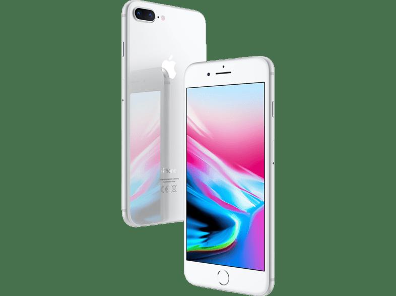 Apple Iphone 8 Plus 64 Gb Silber 64 Smartphone Mediamarkt