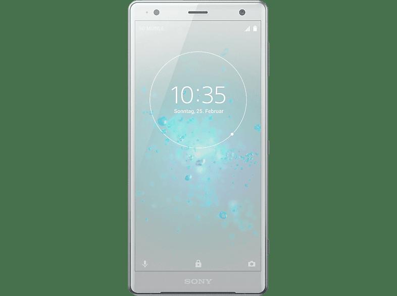 Sony Xperia Xz2 64 Gb Liquid Silver Dual Sim Smartphone 64 Kaufen Saturn