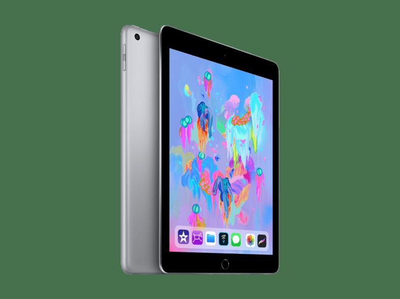Apple Ipad 2018 32gb Wifi Space Gray Kopen Mediamarkt