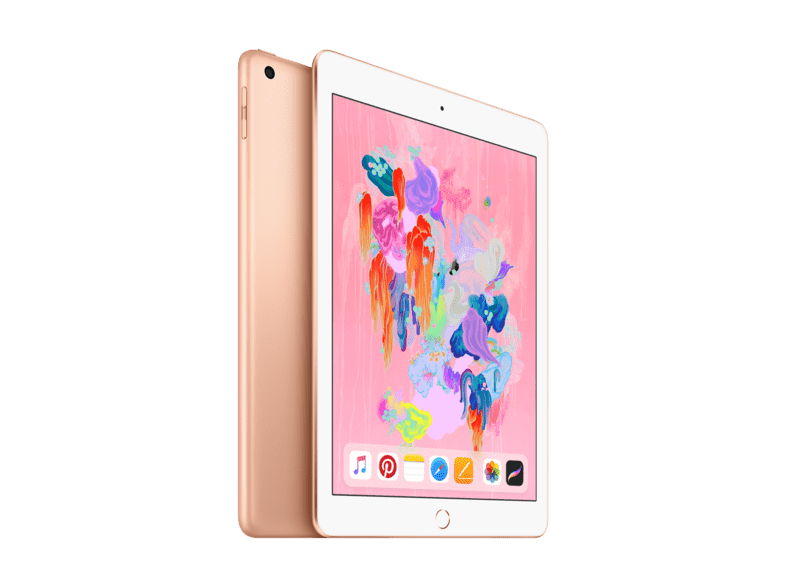 Apple Ipad 2018 128gb Wifi Goud Kopen Mediamarkt