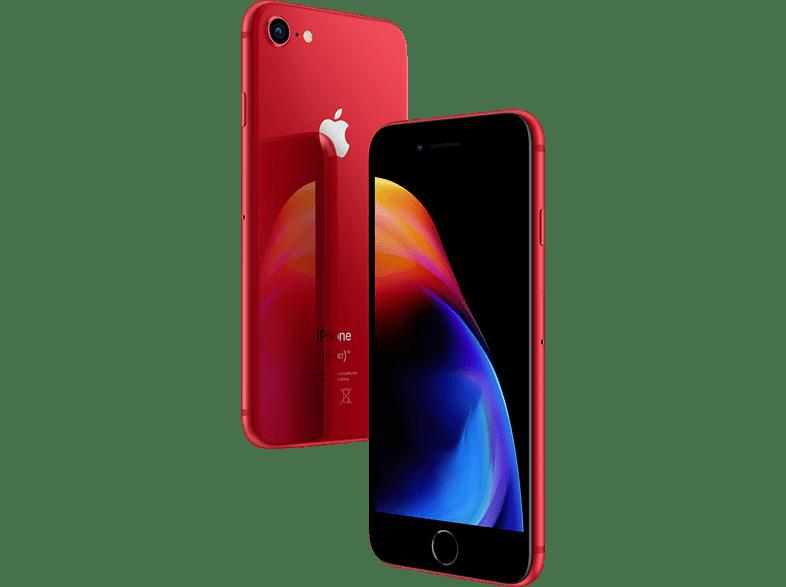 Apple Iphone 8 Red 64 Gb Rot 64 Smartphone Mediamarkt