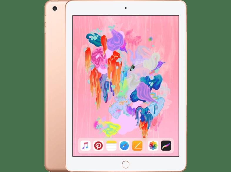 Apple Ipad 9 7 2018 32gb Wifi Arany Mrjn2hc A Media Markt Online Vasarlas