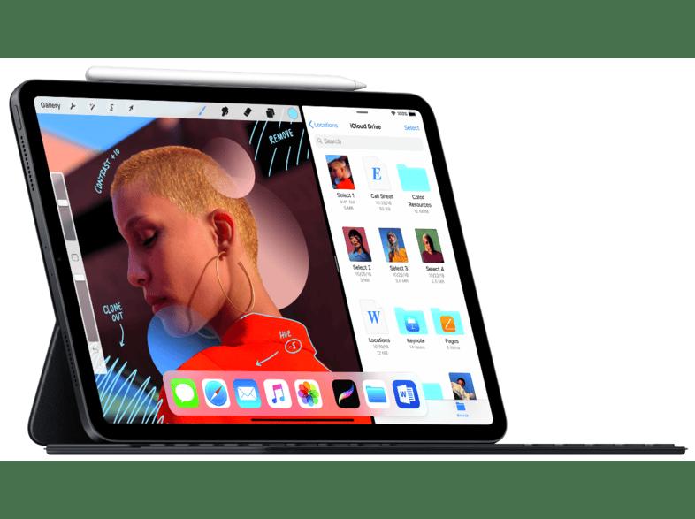 Apple Ipad Pro 2018 Wi Fi Tablet Kaufen Mediamarkt