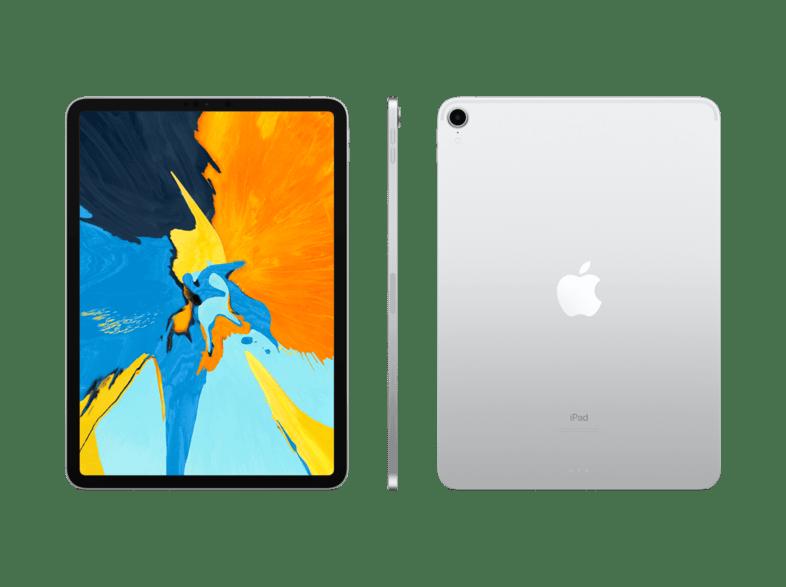 Apple Ipad Pro 11 Inch 2018 Wifi 256gb Zilver Kopen Mediamarkt