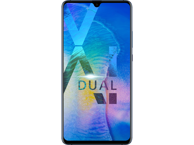 Huawei Mate20 X 128 Gb Midnight Blue Dual Sim Mediamarkt