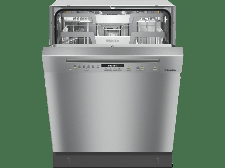 Miele Unterbau Geschirrspuler G 7100 Scu Cleansteel Online Kaufen Mediamarkt