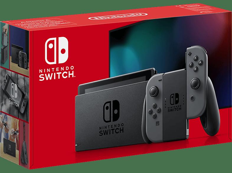 Nintendo Switch Neue Edition In Grau Mediamarkt