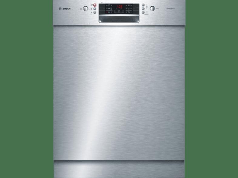 Bosch Unterbau Geschirrspuler 60 Cm Edelstahl Smu46ds03e Online Kaufen Mediamarkt