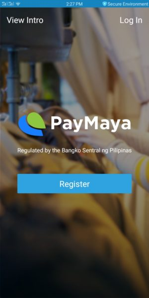 How to Use PayMaya App - PayMaya App Registration