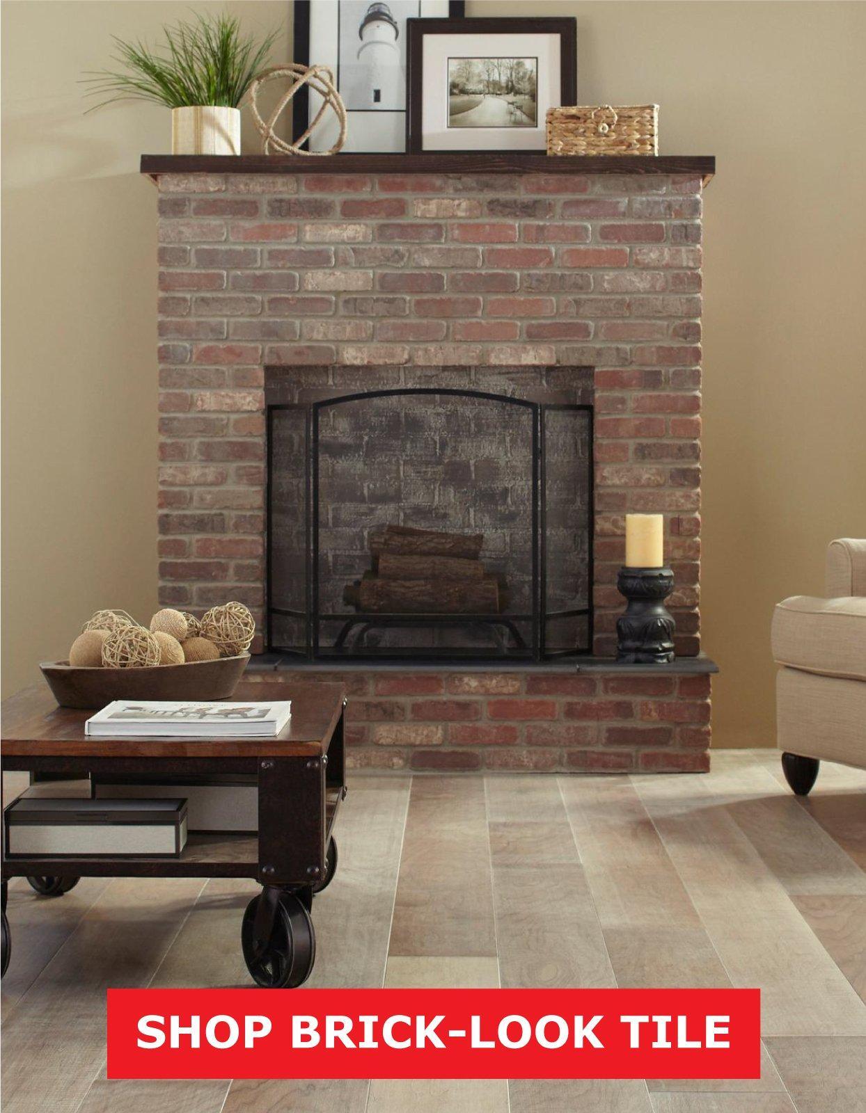 fireplace style
