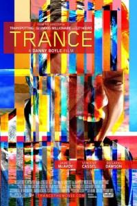 Poster for 2013 thriller Trance