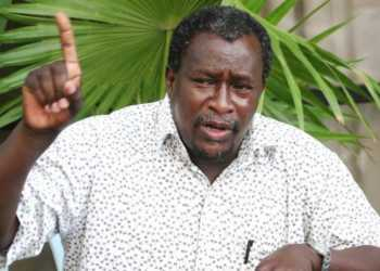 'You are the only ones who come to see me…' Kalembe Ndile's last words