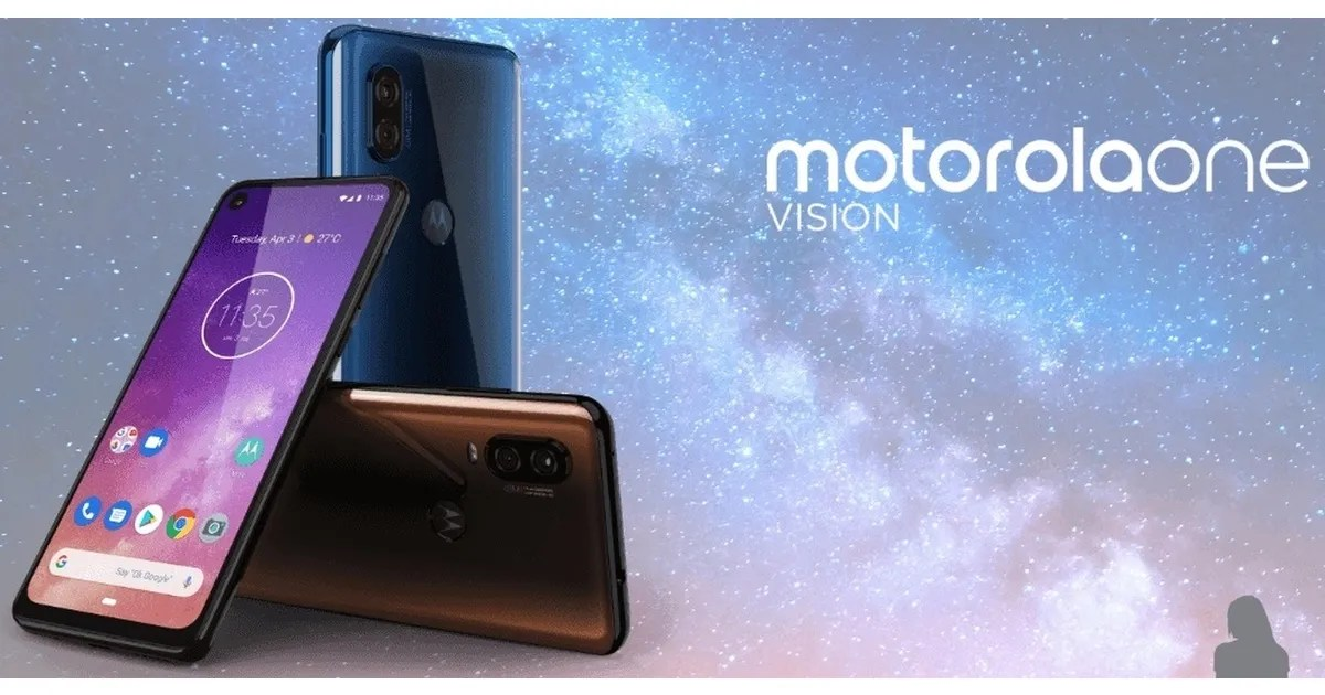 Motorola One Vision Price In India Full Specification