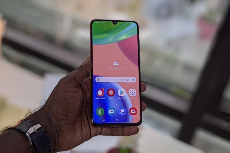 Galaxy A70s Verdict