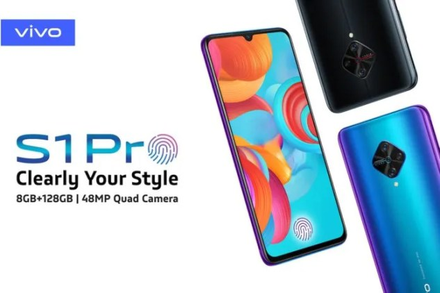 Image result for vivo S1 Pro
