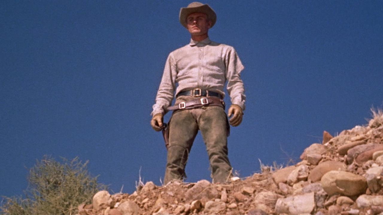 Resultado de imagen para Gunman's Walk (1958; director: Phil Karlson)