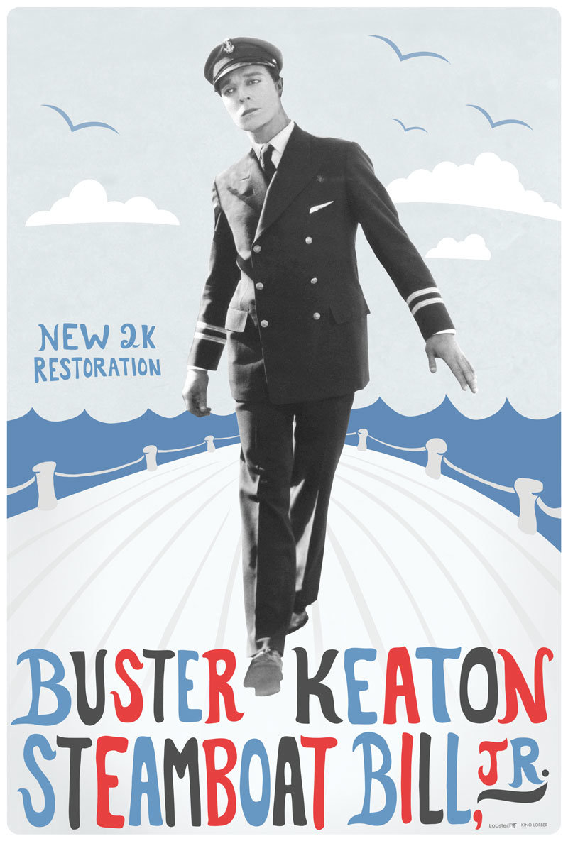 movie poster of the week buster keaton