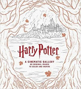 Harry Potter Coloring Books Mugglenet