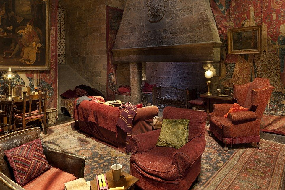 Gryffindor Harry Potter Diy Room Decor Novocom Top