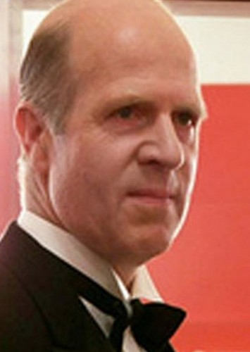 Fan Casting Kevin Spacey as Delbert Grady in The Shining on myCast
