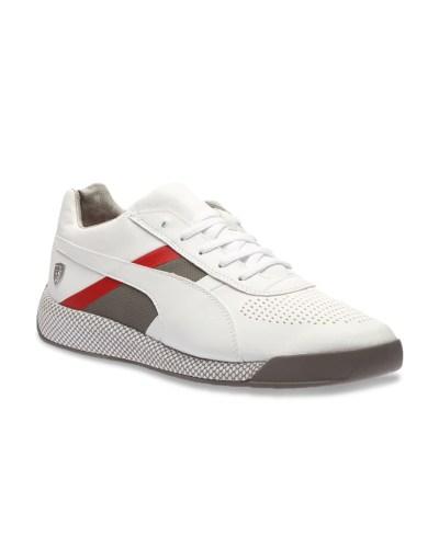 PUMA Men White Casual Shoes