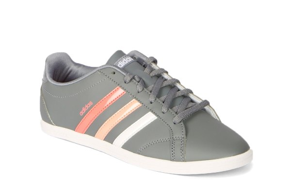 Adidas NEO Women Grey Coneo Qt Sneakers