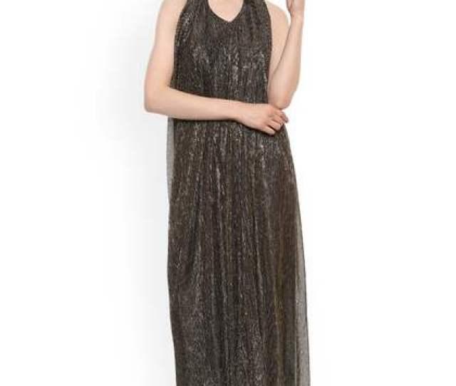 Kazo Women Embellished Maxi Dress
