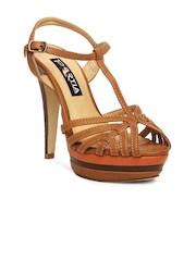 Portia Women Brown Stilettos