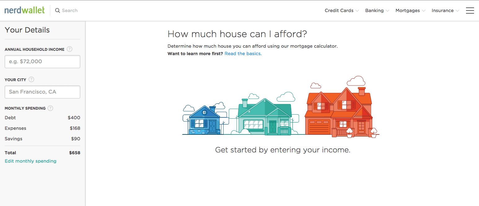 House Calculator How Much
