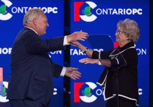 Premier Doug Ford reflects on mother Diane Ford's life, legacy