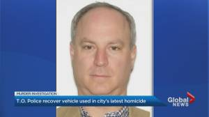 Police say lawyer struck, killed in Toronto parkade was intentionally run down (01:45)