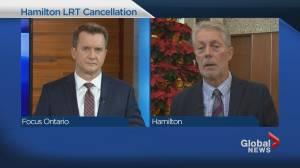 Focus Ontario: Hamilton LRT Cancelled