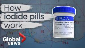 How potassium iodide pills can help in a nuclear emergency