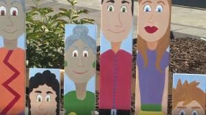 Community comes together for Imagine Pandosy Art Festival (01:10)
