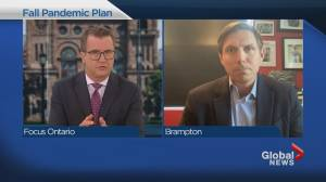 Focus Ontario: Patrick Brown and the Fall Plan (23:03)