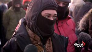 Wet'suwet'en protesters say they're going to block 'ports, bridges, roads, railways. Everywhere'